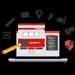 Diseño de página web para agentes de seguros